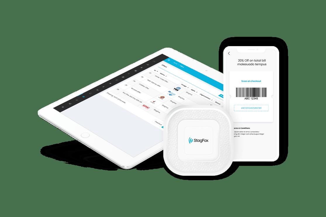 StagFox Best Proximity Marketing App and Retail App